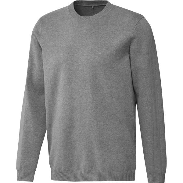 adidas Sweater Pullover Herren grau