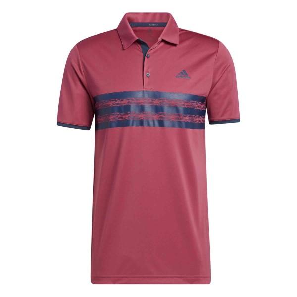 adidas Core Polo LC Herren pink/navy
