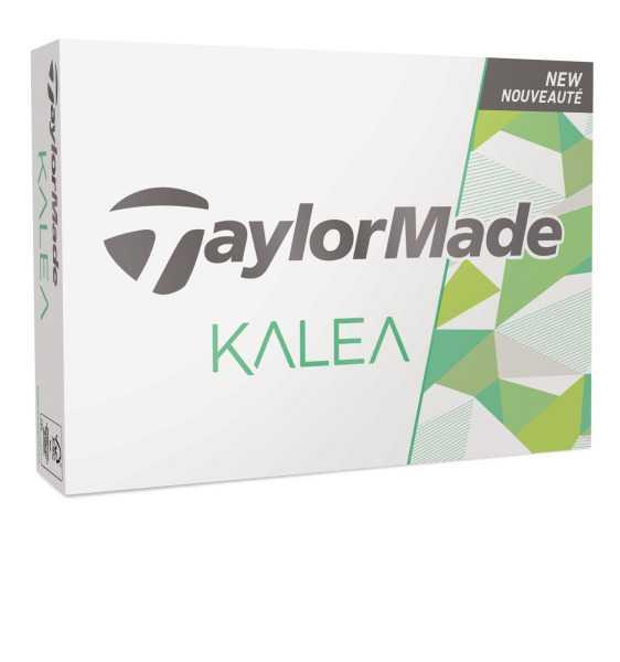 TaylorMade Kalea Bälle weiß 12 Stück