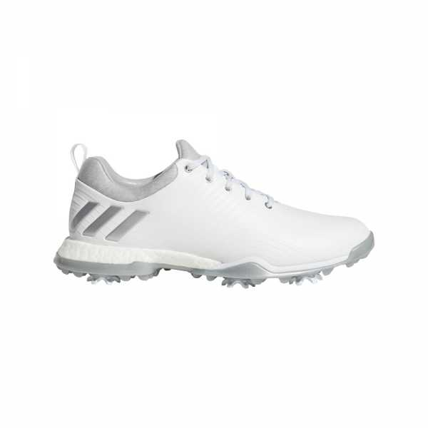 adidas Adipower 4orged Schuh Damen weiß/silber