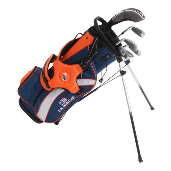 U.S. Kids Golf Ultralight-51 / 5-Schläger Standbag Set