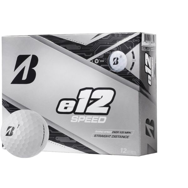 Bridgestone e12 Speed Golfbälle 12Stk.