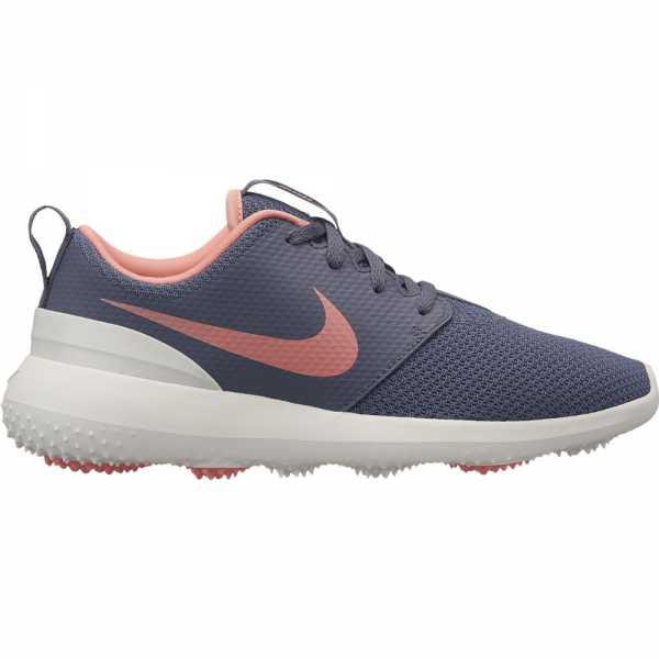 Nike ROSHE G Schuhe Damen grau/pink