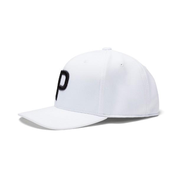 Puma Youth P Cap weiß