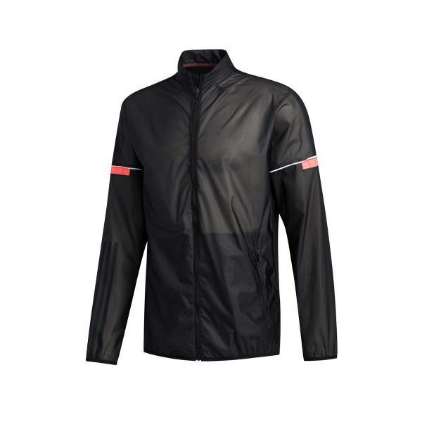 adidas Sport Hybrid Jacke Herren schwarz