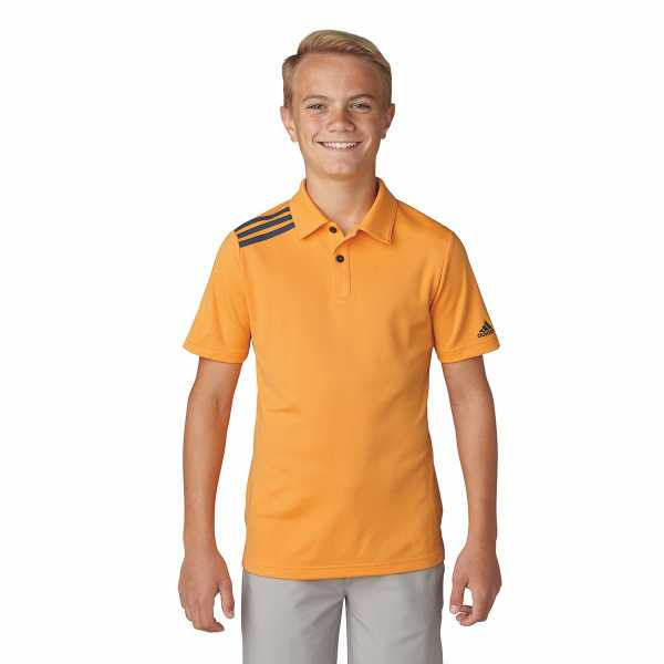 Adidas Polo Jungen orange