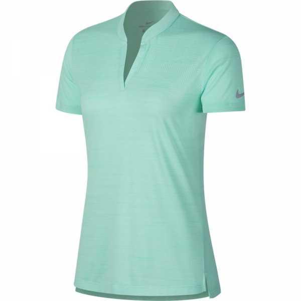 Nike Zonal Cooling Polo Damen grün