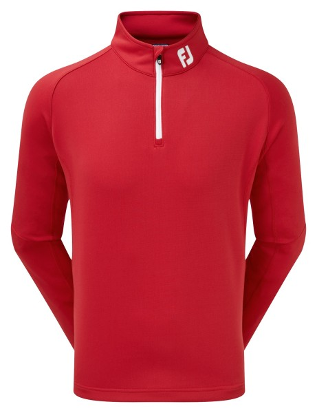 Footjoy Performance Chill-Out Pullover Herren rot