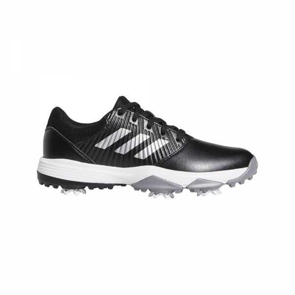 adidas CP Traxion Junior schwarz weiß