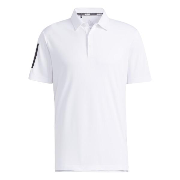 adidas 3Stripe Basic Polo Herren