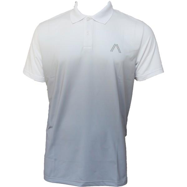 Alberto MILO Dry Comfort Polo Herren weiß