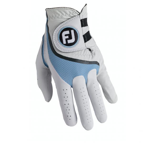 Footjoy Pro FLX Handschuh Herren weiß/blau