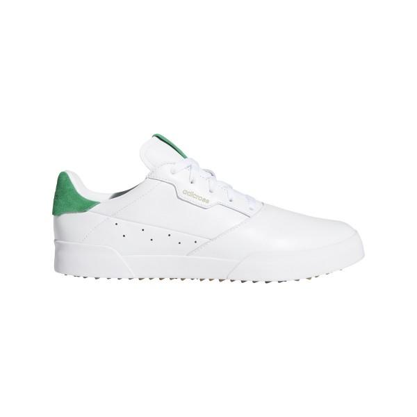 adidas Adicross Retro Golfschuh Herren weiß/grün