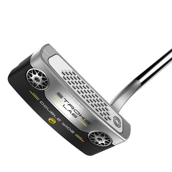 Odyssey Double Wide Stroke Lab Putter