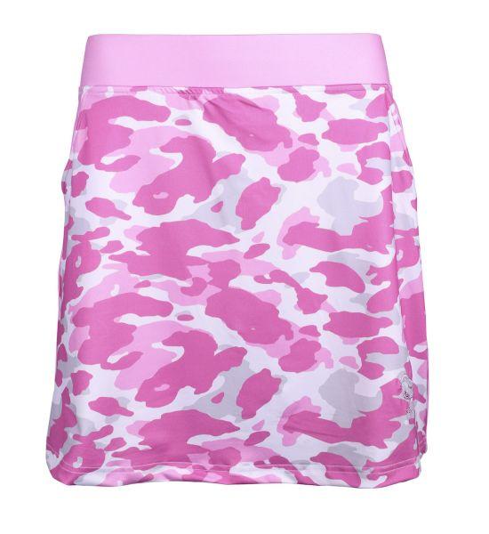 Girls Golf Camo Skort Damen pink