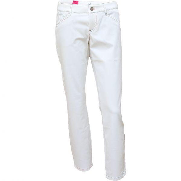 Alberto MONA-G 3x Dry Cooler Hose Damen weiß