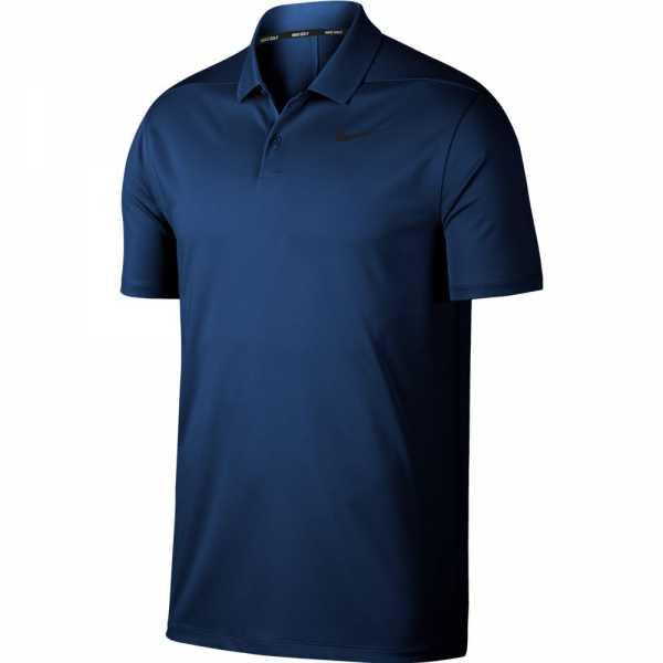 Nike Dry Victory Golf Polo Herren navy