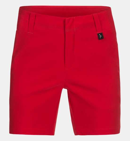 Peak Performance SWIN Short Damen rot