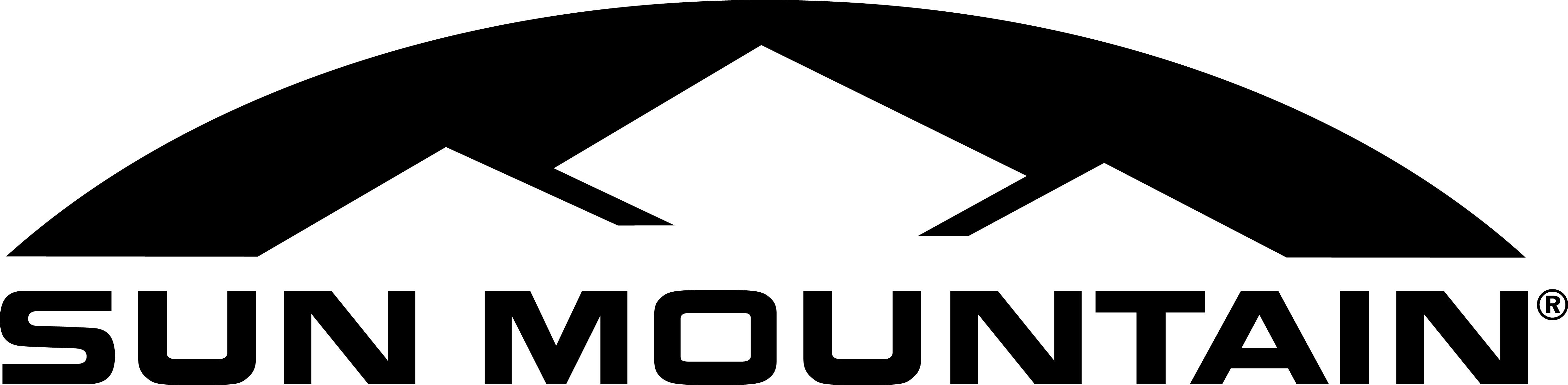 Sun Mountain H2NO Standbag Pro schwarz/weiss/rot