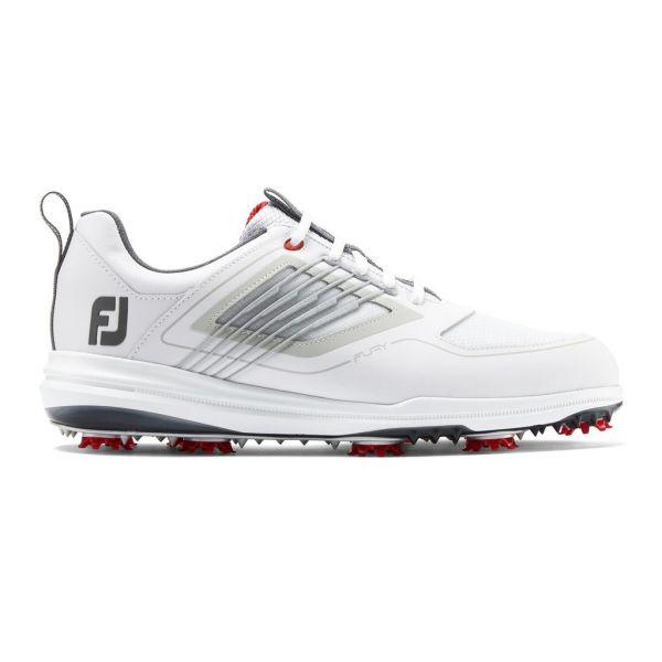 Footjoy Fury Schuh Herren weiß