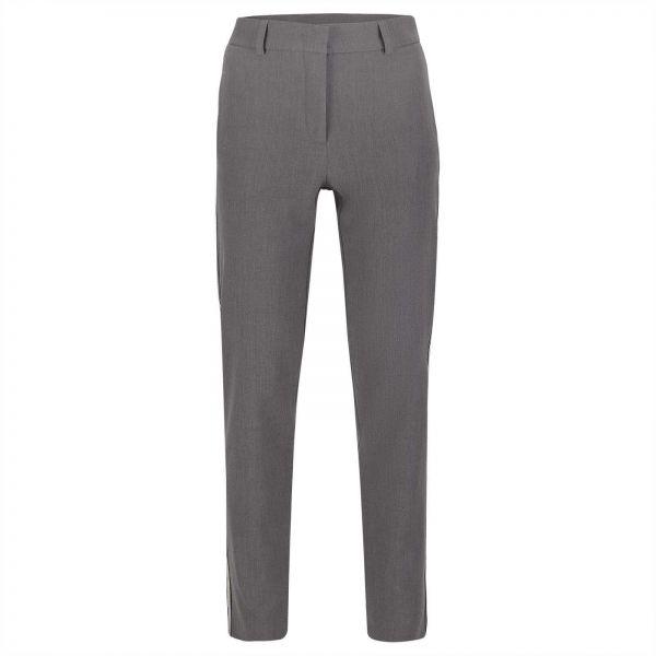 Golfino Silver Touch 4-Way-Stretch Hose Damen grau/blau