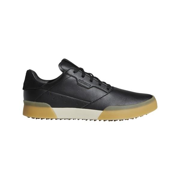 adidas Adicross Retro Golfschuh Kinder schwarz