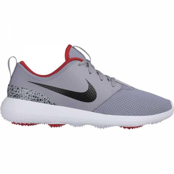 Nike Roshe G Schuh Herren grau/schwarz/rot