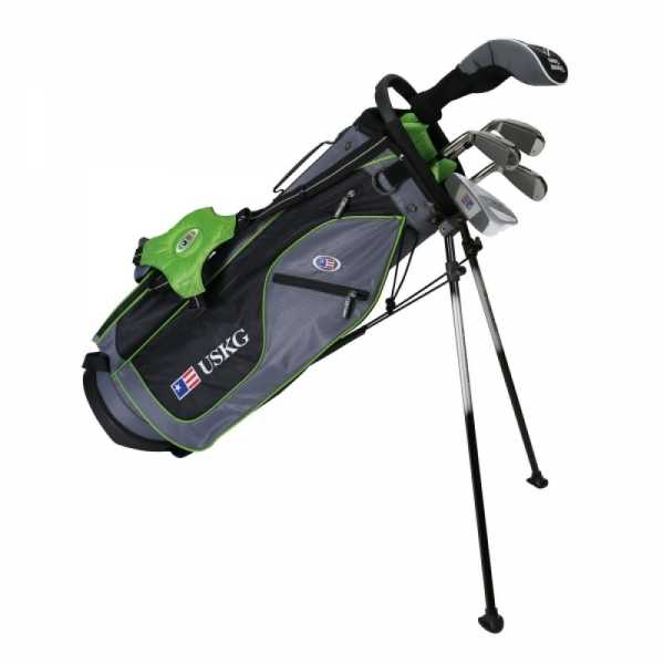 U.S. Kids Golf Ultralight-57 / 5-Schläger Standbag Set