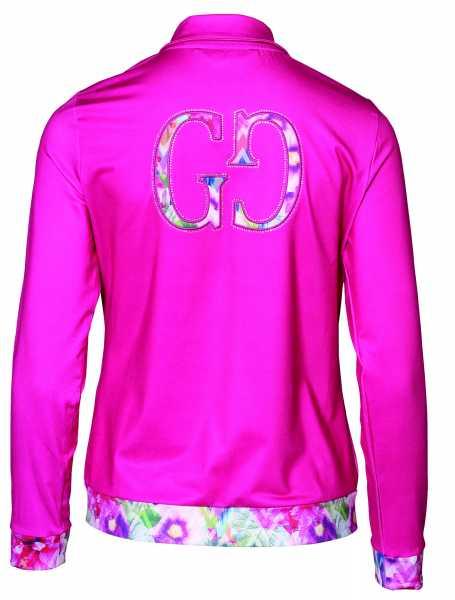 253562d3c527a9 Girls Golf Flower Love Jacke Damen pink jetzt günstig online kaufen!