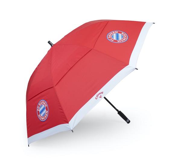 Callaway FC Bayern München doppelter Regenschirm