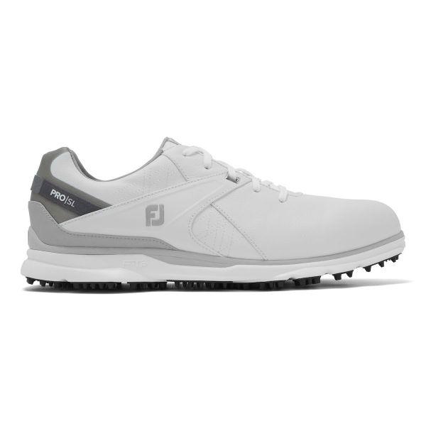Footjoy PRO SL Golfschuh Herren weiß/grau