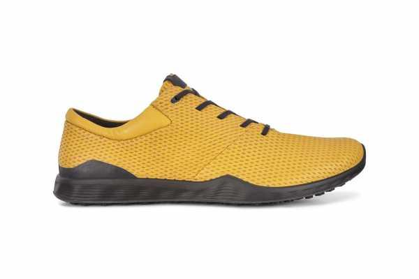 Ecco Golf S-Lite Schuh Herren gelb