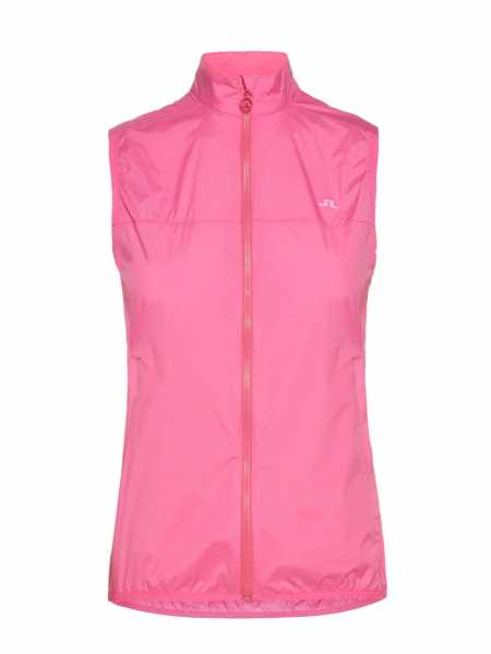 J. Lindeberg Lilly Trusty Weste pink
