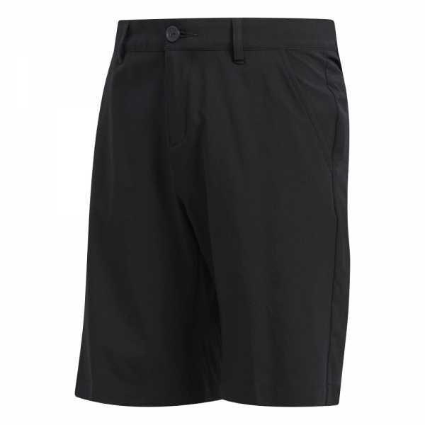 adidas Solid Golf Short Jungen schwarz