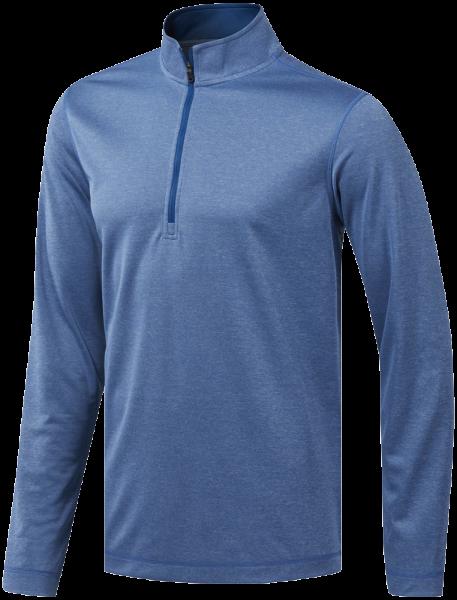 Adidas UV Protection Halfzip Pullover blau