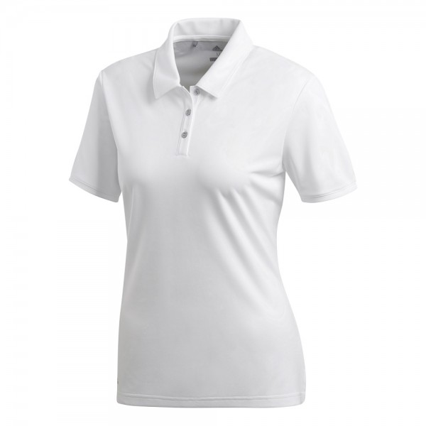 adidas Performance Polo Damen weiß