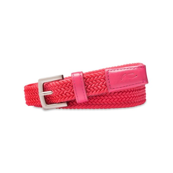 KJUS Classic Web Belt Narrow pink