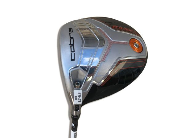 Cobra King F7 TI Black Driver Demoschläger
