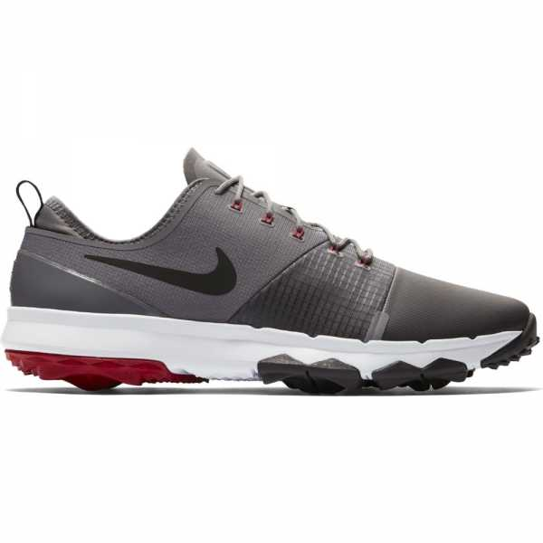 Nike FI IMPACT 3 Schuh Herren grau/schwarz/rot