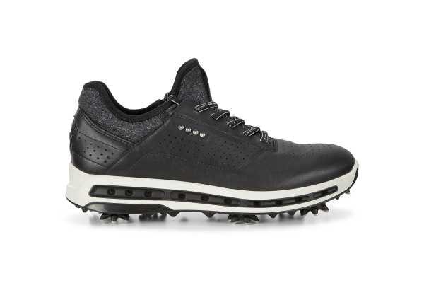 Ecco Cool Herren Golfschuh Black Dittion