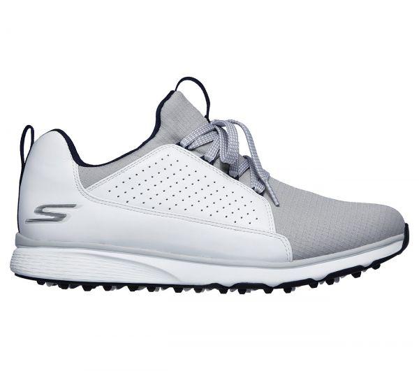SKECHERS MOJO Elite Golfschuh Herren weiß/grau