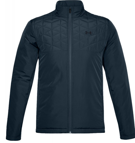 Under Armour Reactor Golf Hybrid Jacke Herren schwarz
