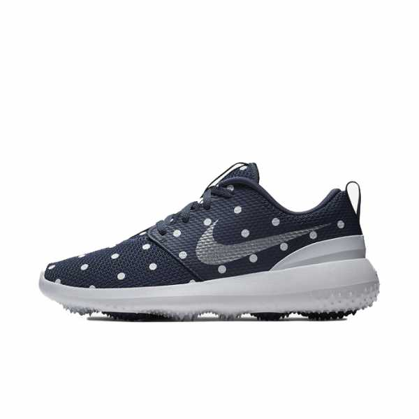 sale retailer 8fc1f 26e78 Nike ROSHE G Schuhe Damen blau/weiß