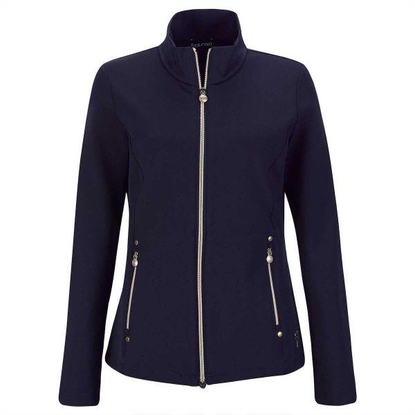 Golfino Blossom Jacket Damen navy