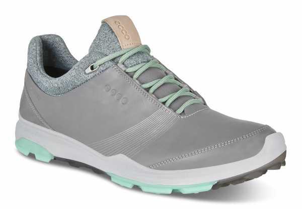 Ecco Biom Hybrid 3 Damen Golfhschuh grau