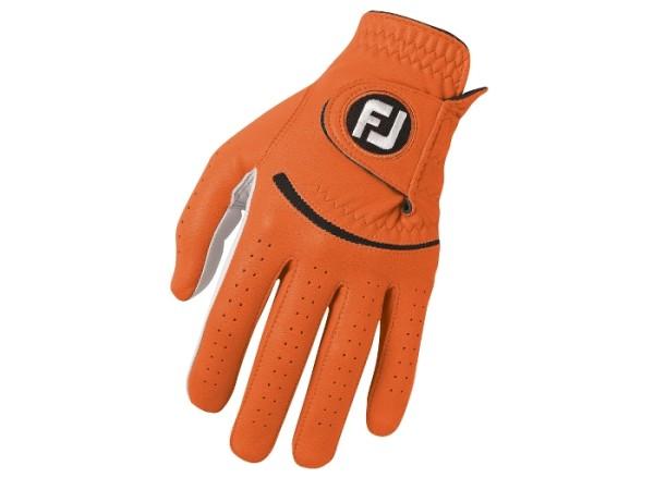 Footjoy Spectrum Herrenhandschuh orange