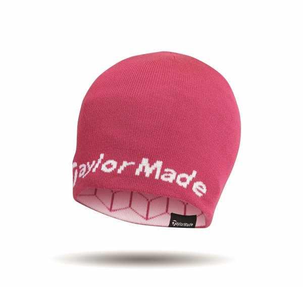 Taylor Made Tour Beanie Wendemütze Damen pink