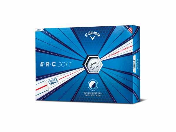Callaway ERC soft Triple Track Bälle 12 Stk.