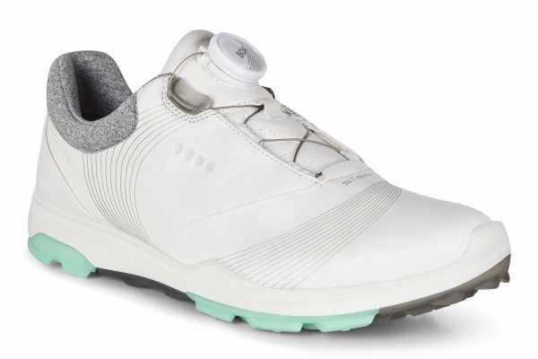 7f5771d009862a Ecco Golf Biom 3 BOA Damen Golfschuh weiß jetzt günstig online kaufen!