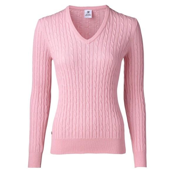 Dailysports Madelene Pullover Damen rosa
